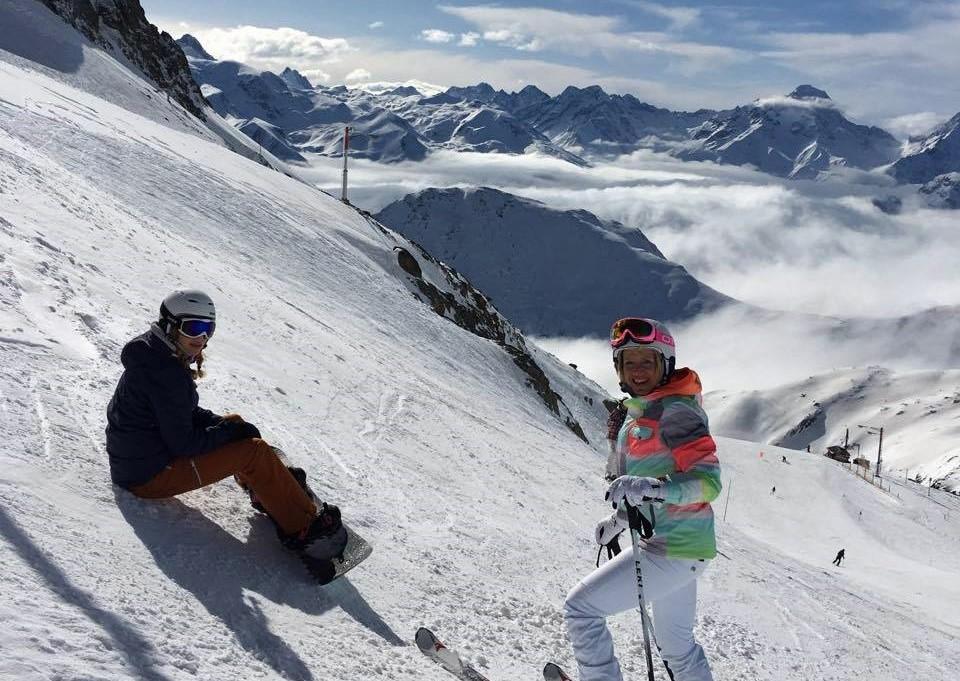 frans skigebied